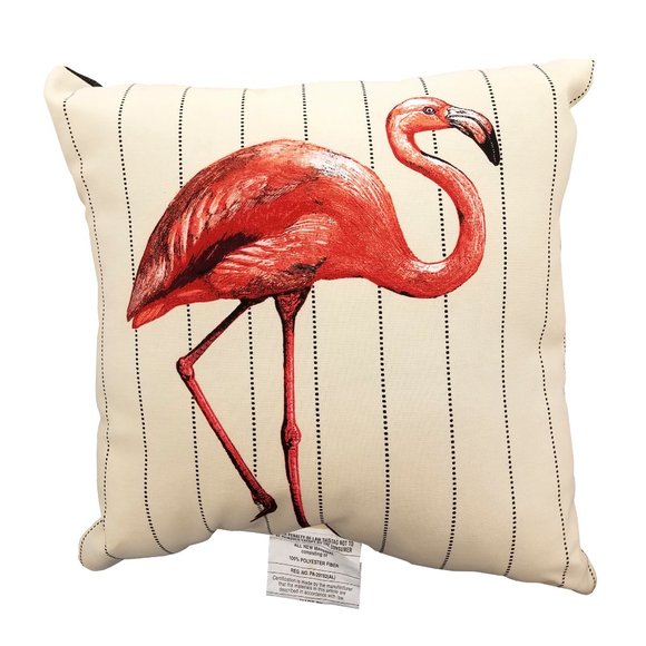 Other - 🆕Flamingo Outdoor Throw Pillow